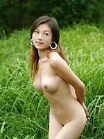asian chicks with toys